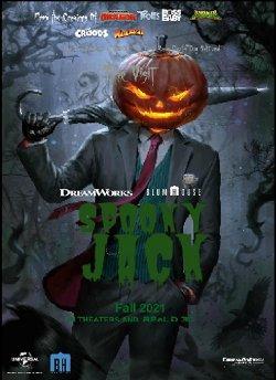 Spooky Jack - Plakat zum Film