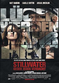 Stillwater - Gegen jeden Verdacht - Plakat zum Film