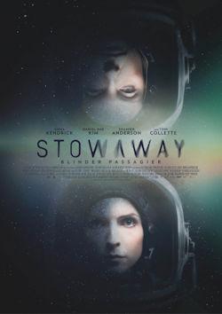 Stowaway - Blinder Passagier - Plakat zum Film
