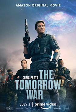 The Tomorrow War - Plakat zum Film