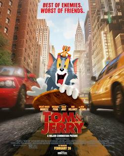 Tom und Jerry - Plakat zum Film