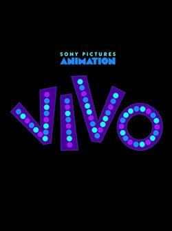 Vivo - Plakat zum Film