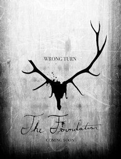 Wrong Turn - Plakat zum Film