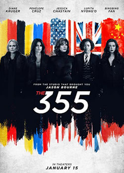 355 - Plakat zum Film